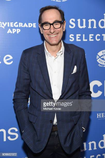 Networks CEO Josh Sapan attends the IFC Films Independent Spirit Awards After Party presented by MovieGrade App Hendricks Gin and Kona Brewing...
