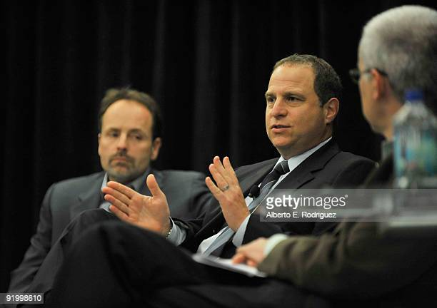 FX Networks President and General Manager John Landgraf NBC Entertainment and Universal Media Studios Chairman Marc Graboff and moderator Variety...