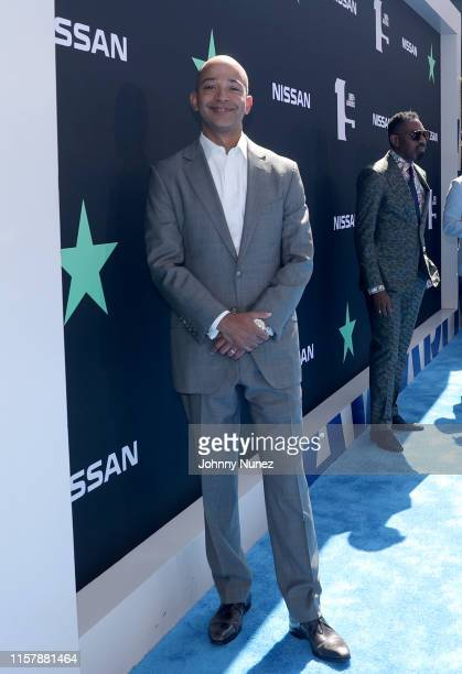 Networks President Scott M Mills attends the 2019 BET Awards at Microsoft Theater on June 23 2019 in Los Angeles California
