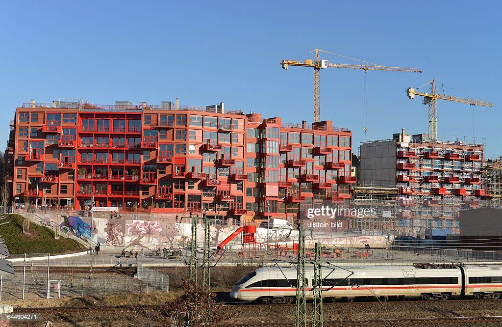 Lokdepot Berlin neubauten am lokdepot kreuzberg berlin deutschland pictures getty
