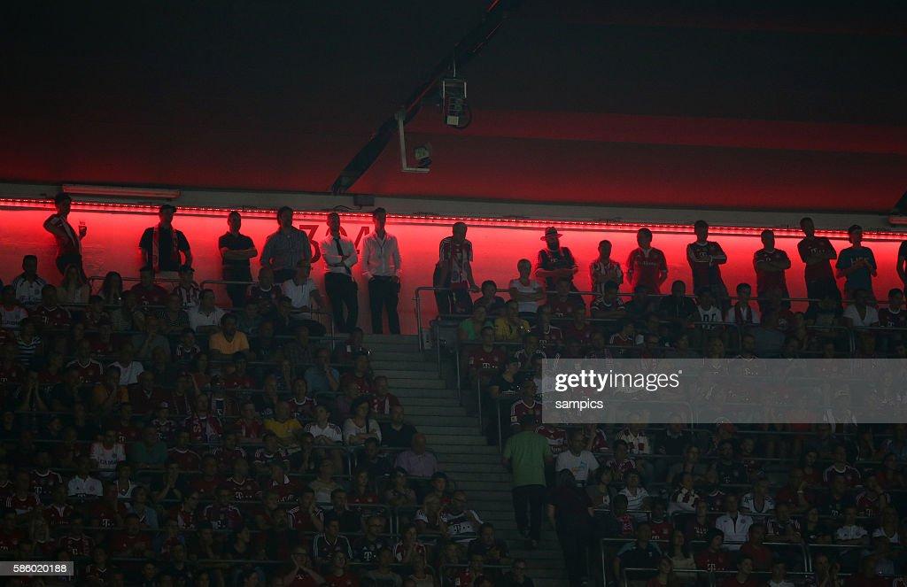 Soccer - Bayern Munich vs. Hamburg HSV - Bundesliga Pictures | Getty ...