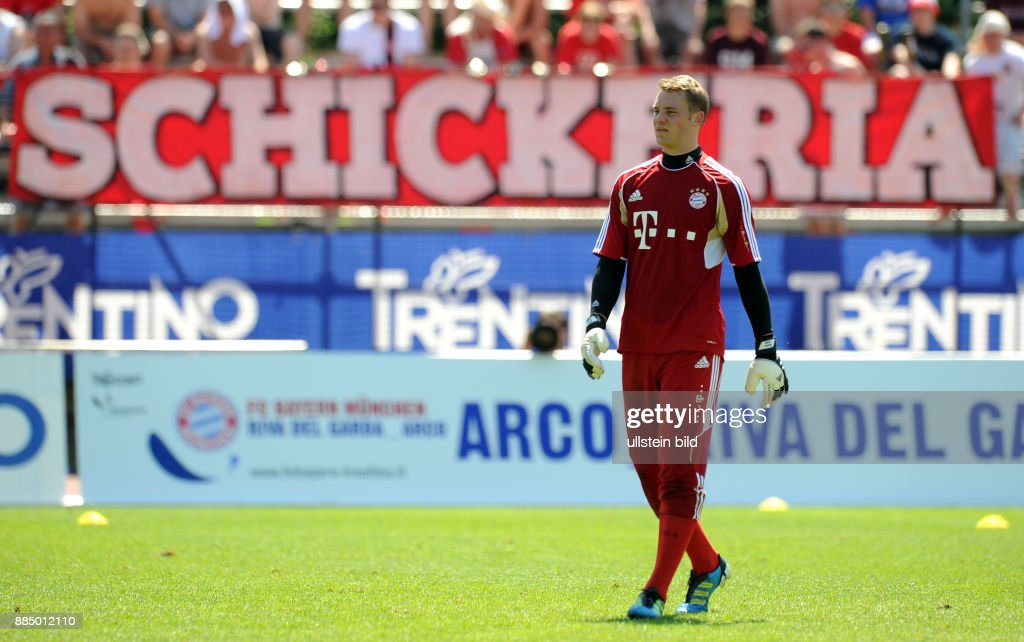 Neuer Manuel Fussball Torhueter Fc Bayern Muenchen D