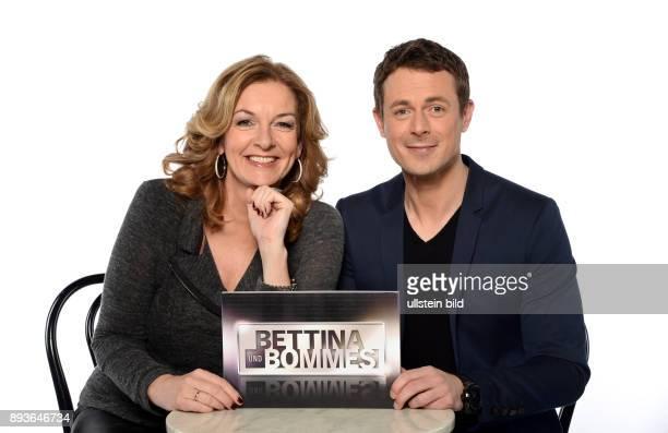 Neuer Talk Bettina und Bommes Einladung zum Fototermin mit Bettina Tietjen und Alexander Bommes Am Freitag 6 Februar hat die Sendung Bettina und...