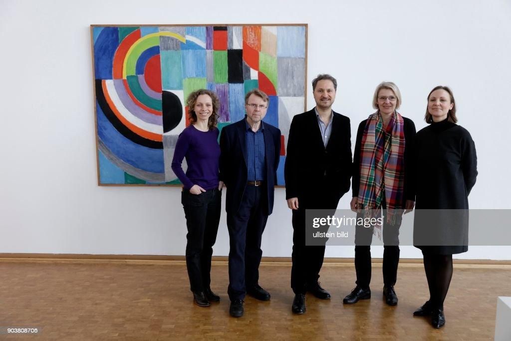 Neupräsentation der Sammlung des Museum Ludwig Köln : Fotografía de noticias