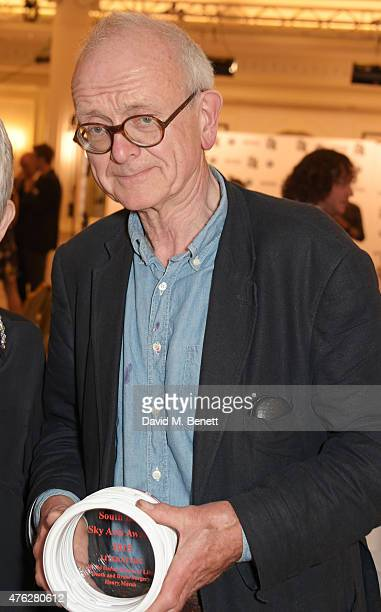 Neurosurgeon/Writer Henry Marsh winner of the Literature award for 'Do No Harm Stories Of Life Death and Brain Surgery' attends the South Bank Sky...