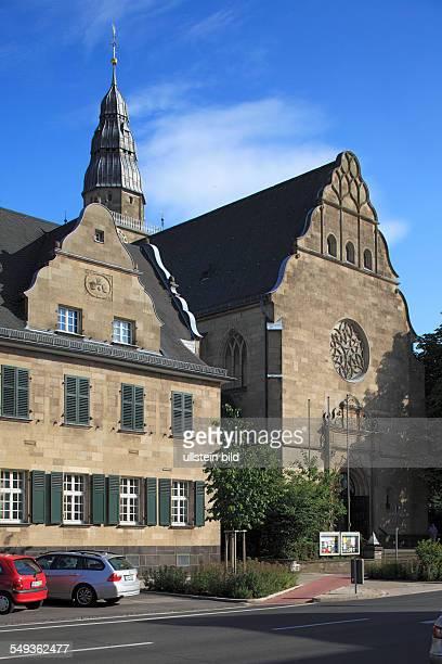 Neuss The Three Kings Church Dreikoenigenkirche catholic church parish church basilica renaissance