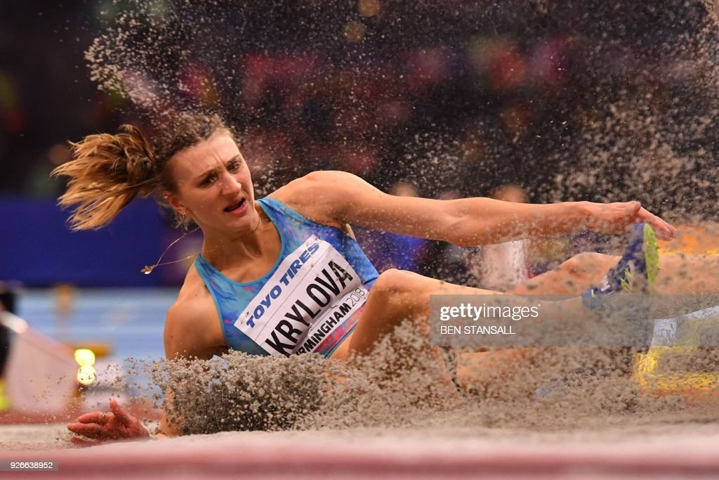 ATHLETICS-WORLD-INDOOR : News Photo
