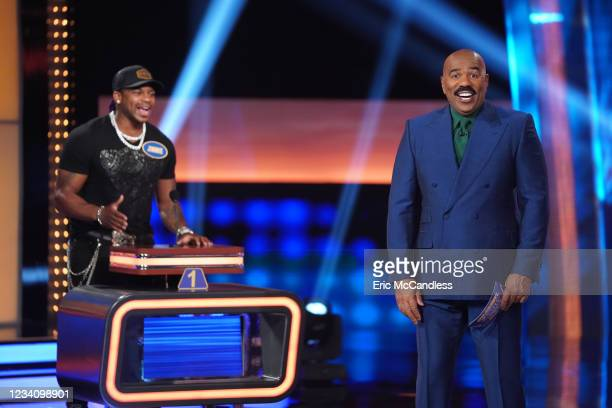 """Nev Schulman vs. Jimmie Allen and Paul Reubens vs. David Arquette"""" - It's a hilarious faceoff between the host of MTV's """"Catfish,"""" Nev Schulman, and..."""