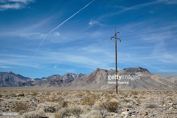 nevada desert - nevada photos et images de collection