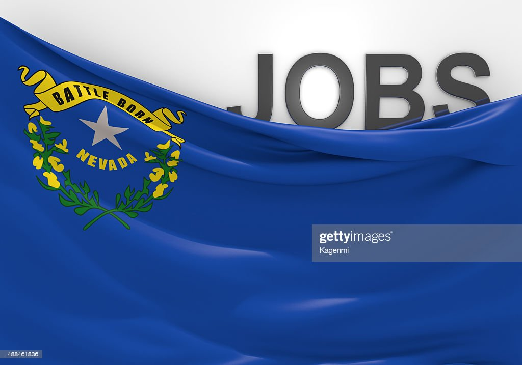 Nevada Jobs And Employment Opportunities Concept High Res Stock Photo Getty Images