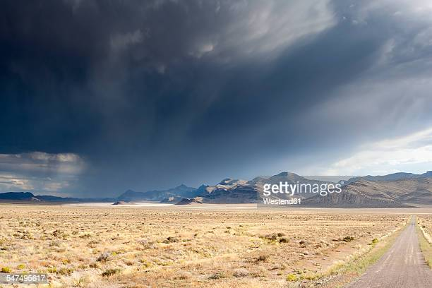 USA, Nevada, landscape in Great Basin National Park