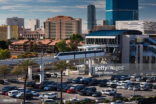 USA, Nevada, Las Vegas, Convention Center