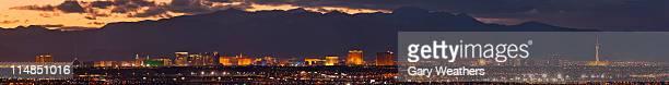 USA, Nevada, Las Vegas skyline