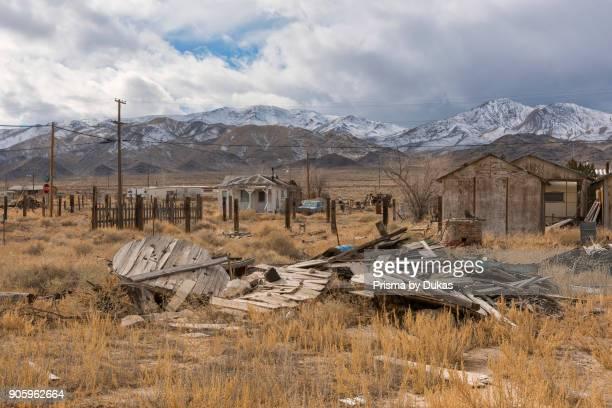 USA Nevada Luning Pax Americana Luning II