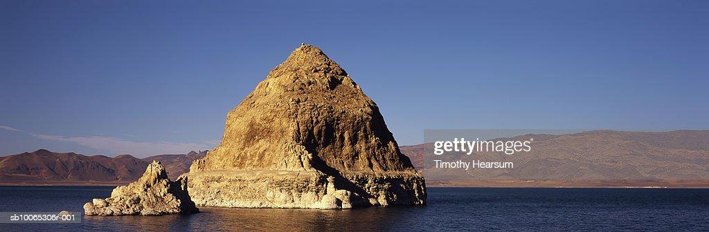 USA, Nevada, near Reno, Pyramid Lake : Foto stock