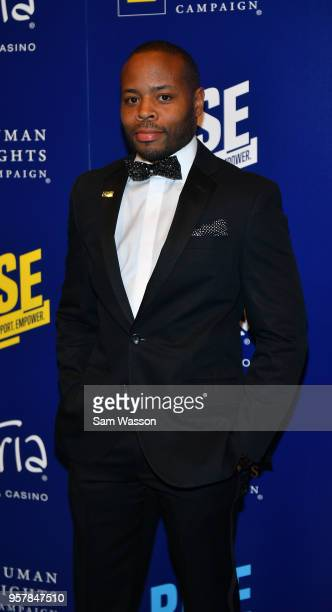 Nevada Senate Majority Leader Aaron D Ford attends the Human Rights Campaign's 13th annual Las Vegas Gala at the Aria Resort Casino on May 12 2018 in...
