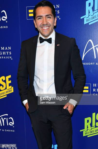 Nevada State Assemblyman Nelson Araujo the Human Rights Campaign's 13th annual Las Vegas Gala at the Aria Resort Casino on May 12 2018 in Las Vegas...