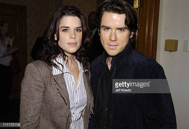 Neve Campbell and Christian Campbell of Reefer Madness