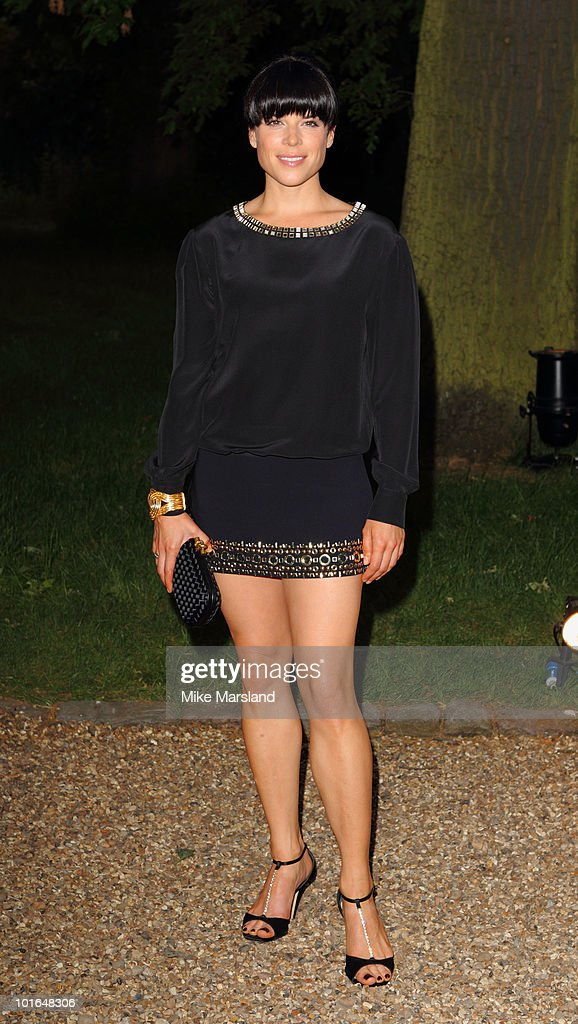 Neve Campbell attends the annual Raisa Gorbachev Foundation Party at Stud House, Hampton Court on June 5, 2010 in London, England.