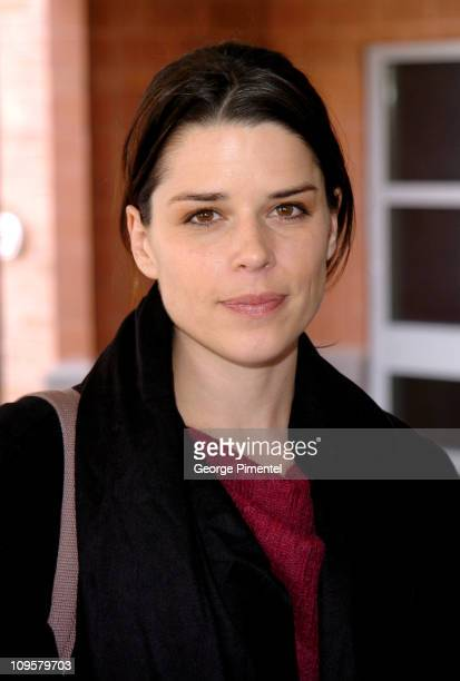 Neve Campbell during 2005 Sundance Film Festival Heights Premiere at Eccles Theatre in Park City Utah United States