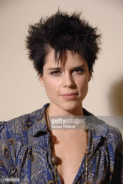 Neve Campbell during Haven House 2007 Oscar Suite Day 3 at Private Residence in Beverly Hills California United States