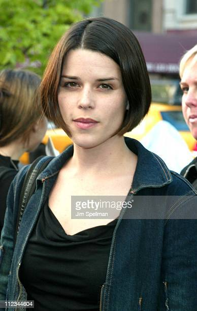Neve Campbell during New York Premiere of Hollywood Ending at Chelsea West Theatre in New York City New York United States