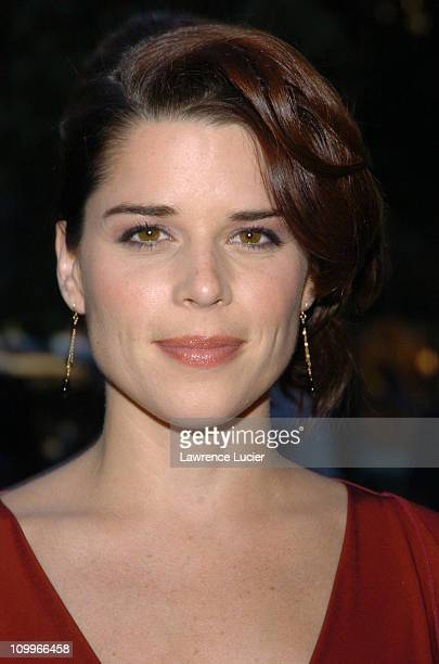 Neve Campbell during When Will I Be Loved New York Premiere at Barnes Noble Lincoln Center in New York City New York United States