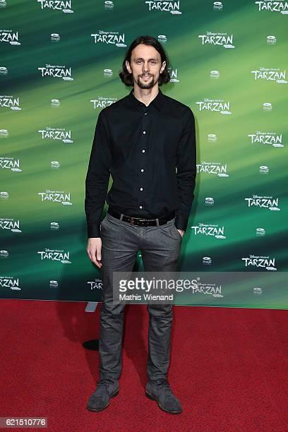 Neven Subotic attends 'Tarzan' Musical Premiere on November 6 2016 in Oberhausen Germany