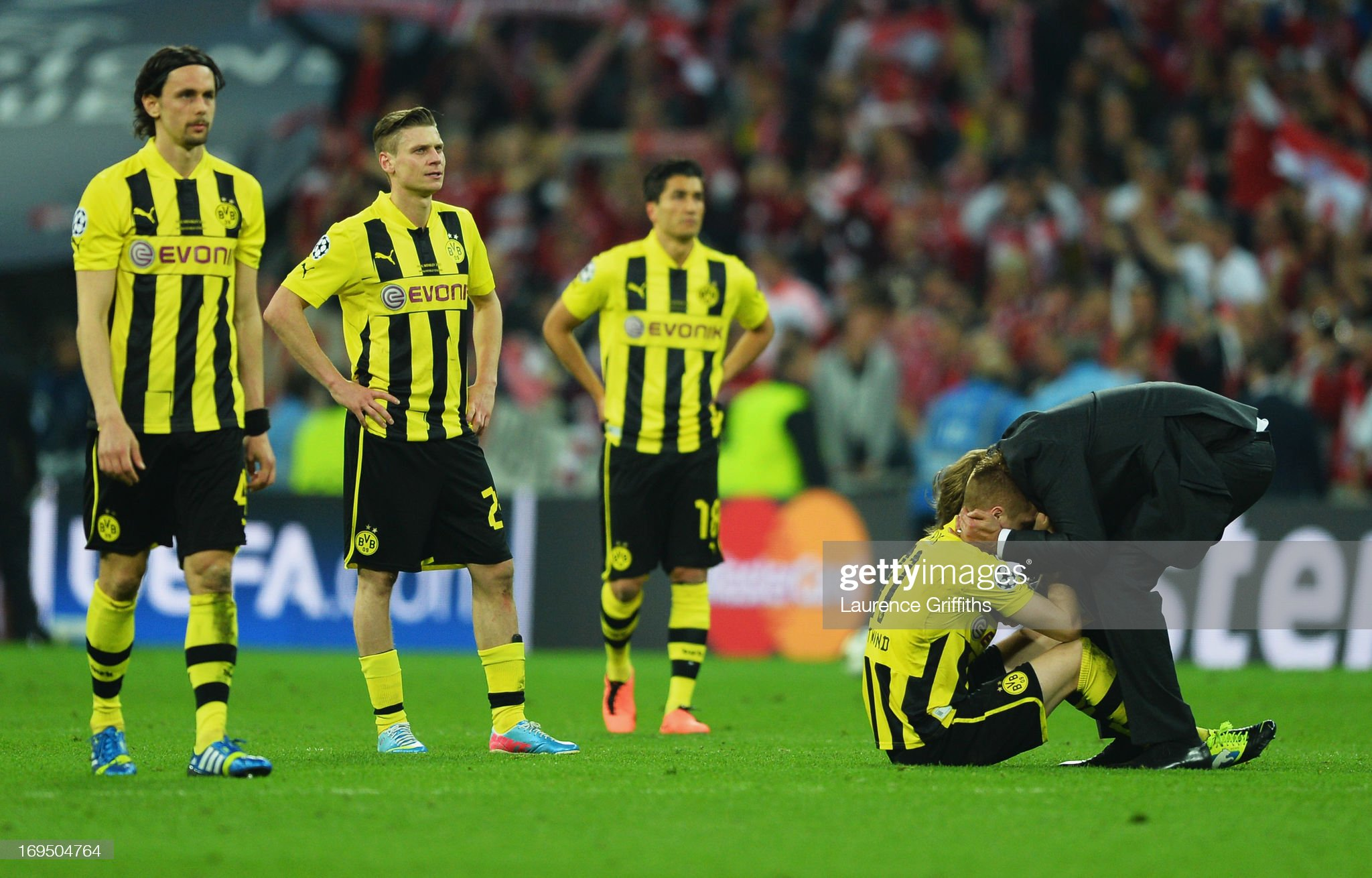 Borussia Dortmund v FC Bayern Muenchen - UEFA Champions League Final : News Photo