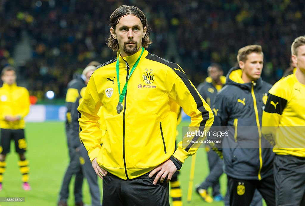Borussia Dortmund v VfL Wolfsburg - DFB Cup Final : News Photo