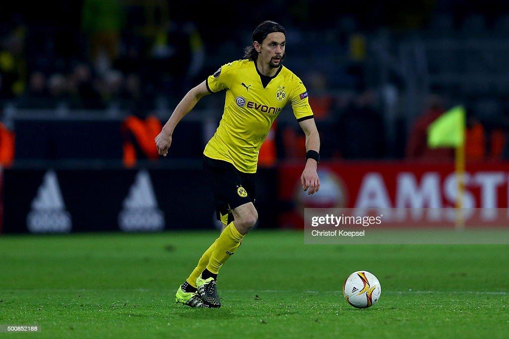 Borussia Dortmund v PAOK FC - UEFA Europa League : News Photo