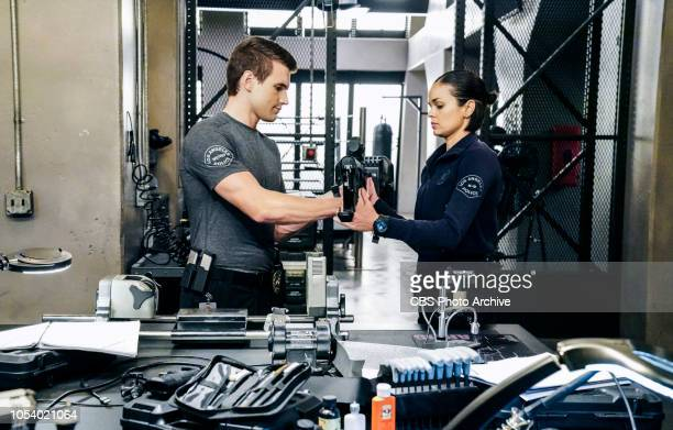 """Never Again"""" - The SWAT team tries to determine the next diamond dealer to be robbed by a group of highly organized thieves executing heists across..."""