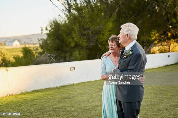 never deny yourself of love and happiness - wedding ceremony stock pictures, royalty-free photos & images