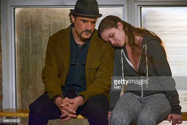 D Never Forget I Love You Episode 309 Pictured Elias Koteas as Alvin Olinsky Madison McLaughlin as Michelle Sovana