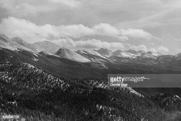 Never Summer Mountain Area Proposed As Wilderness Area Wind has swept the west side of the Neversummer Mountains, northwest of Rocky Mountain...