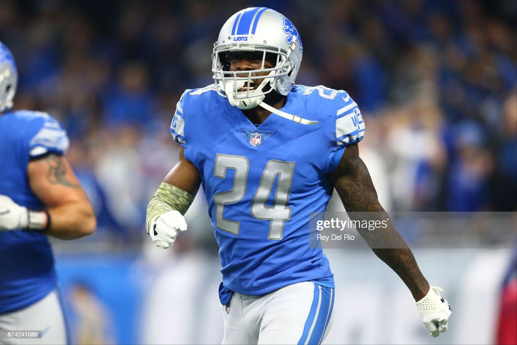 Cleveland Browns v Detroit Lions : News Photo
