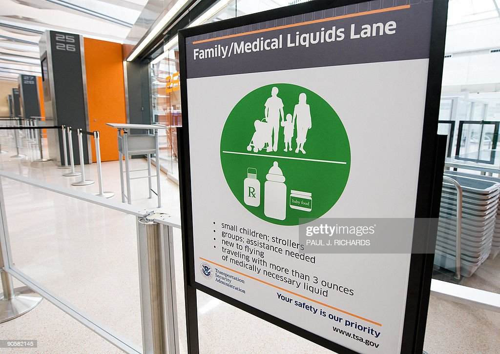 Image result for security screening with a baby