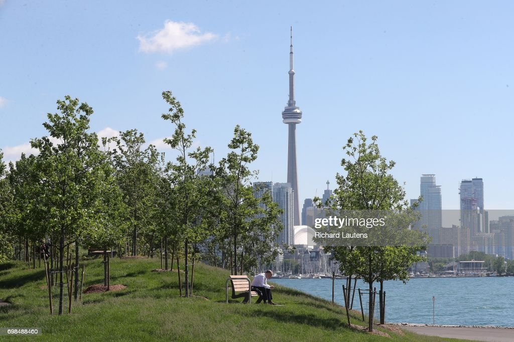 The William G. Davis Trail Is A New $30-Million 7.5 Acre Waterfront Park : News Photo