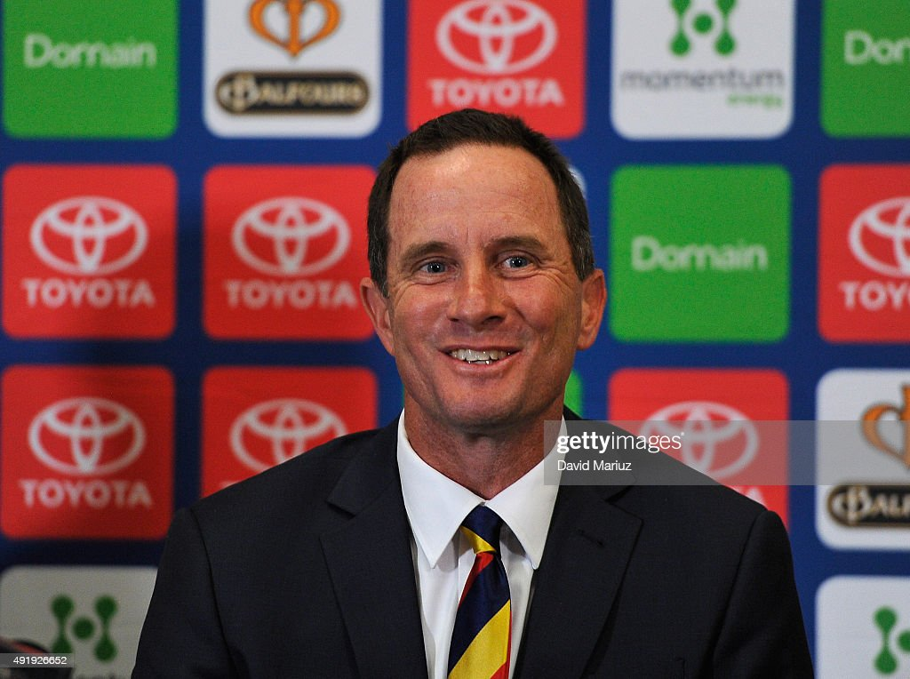 Adelaide Crows Press Conference
