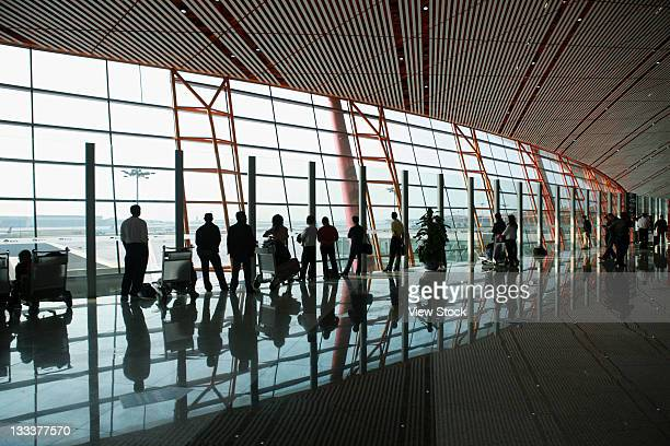 New Air Transport Building,Beijing,China