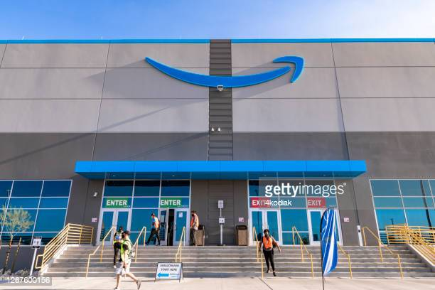 new amazon fulfillment center in henderson nevada usa - henderson nevada stock pictures, royalty-free photos & images
