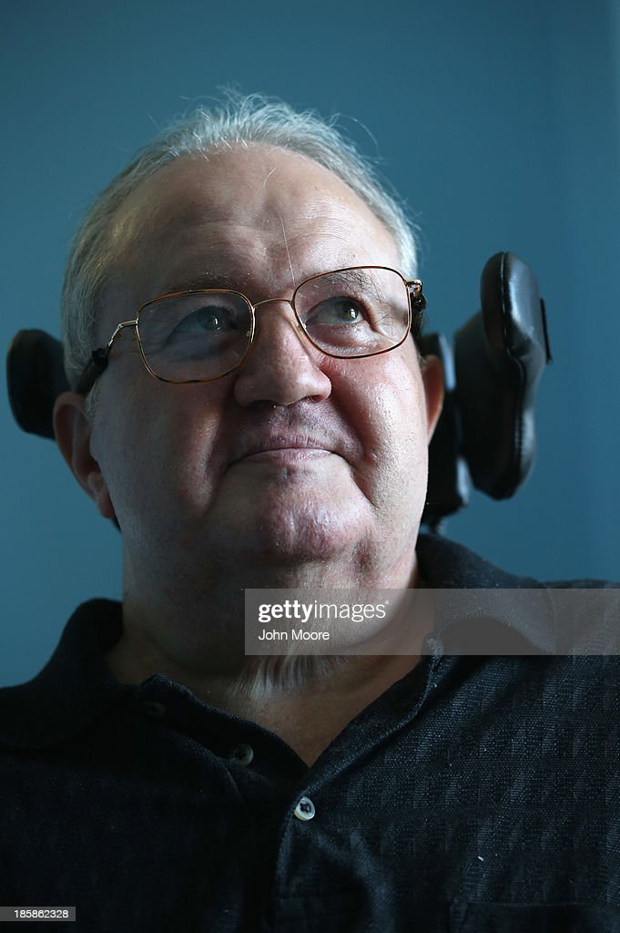 New American citizen, John Cincar, 62, sits in his wheelchair after a ''homebound'' naturalization ceremony on October 25, 2013 in the Queens borough of New York City. Cincar, who was born in Yugoslavia and moved to the United States in 1965, has been a quadripelegic since falling at home in 2011 and now lives in the Midway Nursing Home in Queens. U.S. Citizenship and Immigration Services (USCIS), performs such on site naturalization ceremonies for immigrants with health issues and disabilities who have limited mobility. With his new American citizenship, Cincar says he plans to apply for a U.S. passport and, after further physical rehabilitation, hopes to travel back to his village near Belgrade, Serbia to visit family members he has not seen since his youth. He served in the U.S. Army from 1969-1972 as a supply clerk in Germany.