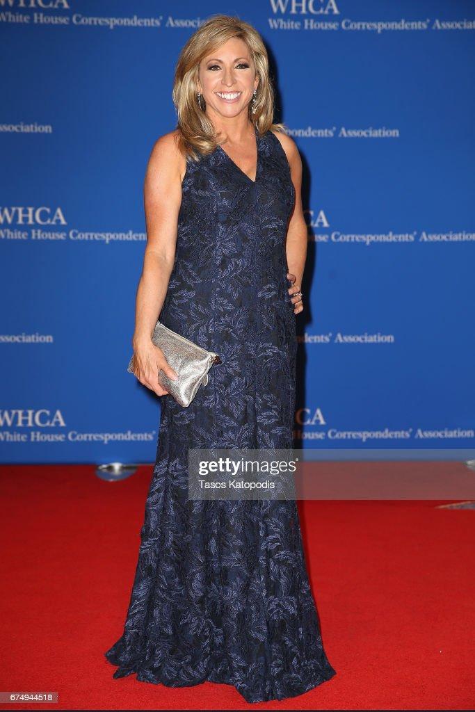 2017 White House Correspondents' Association Dinner - Arrivals : News Photo