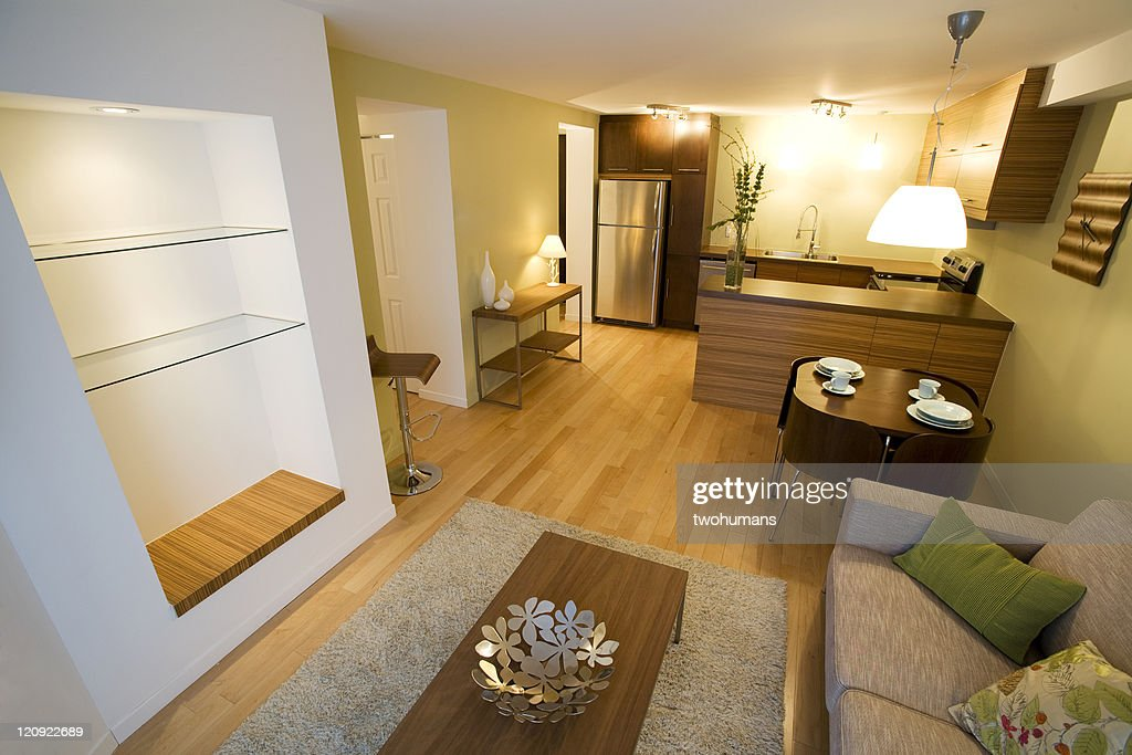 New apartment : Stock Photo