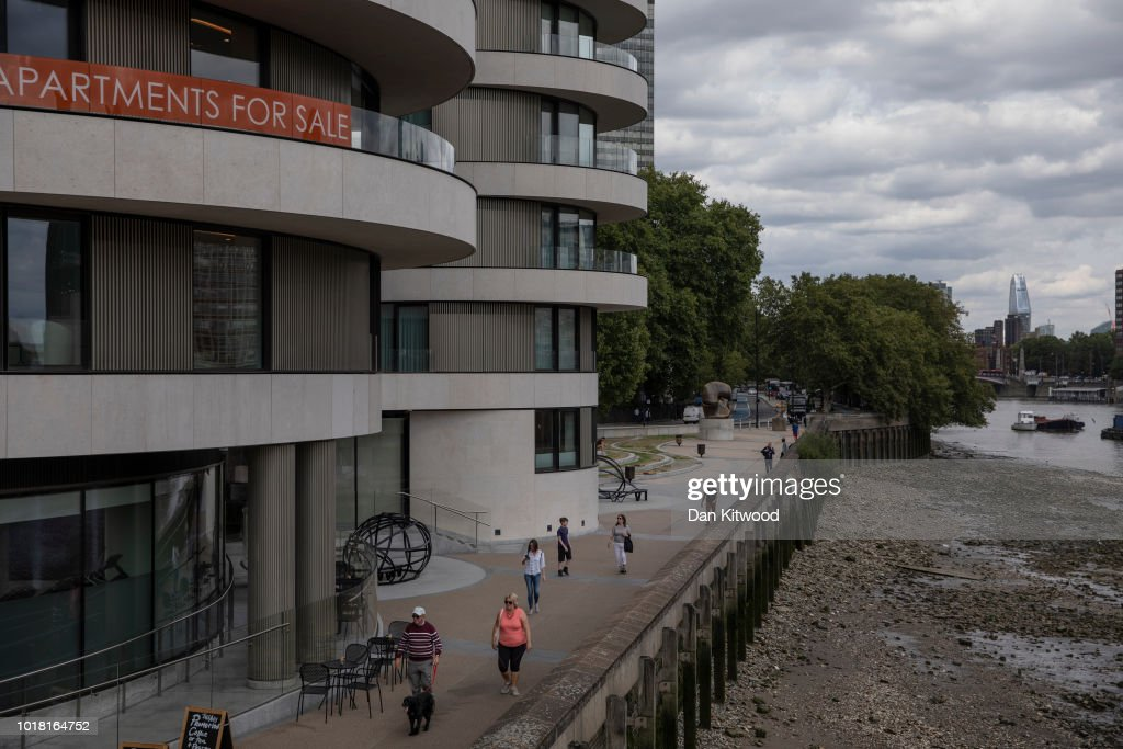 Riverside Living On The Rise In London