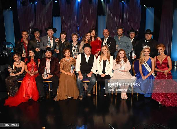 New Artist of the Year winner Corey Farlow Entertainer of the Year winner Tommy Brandt Music Evangelist of the Year winner Johnny Rowlett Musician of...