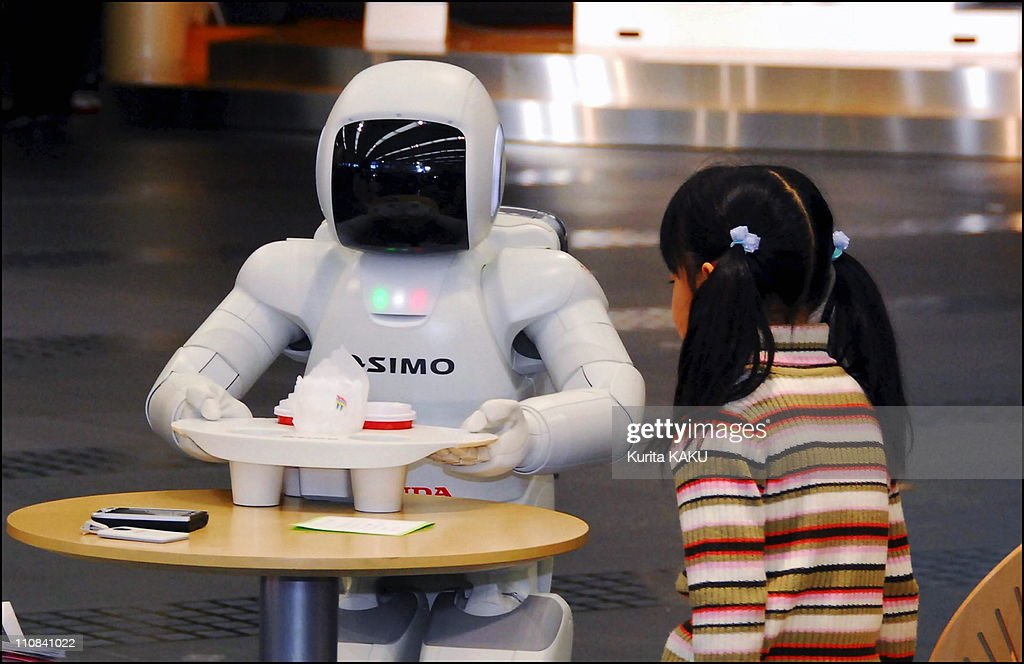 New asimo humanoid robot in tokyo japan on february 05 2006 new asimo humanoid robot in tokyo japan on february 05 2006 honda motor sciox Image collections