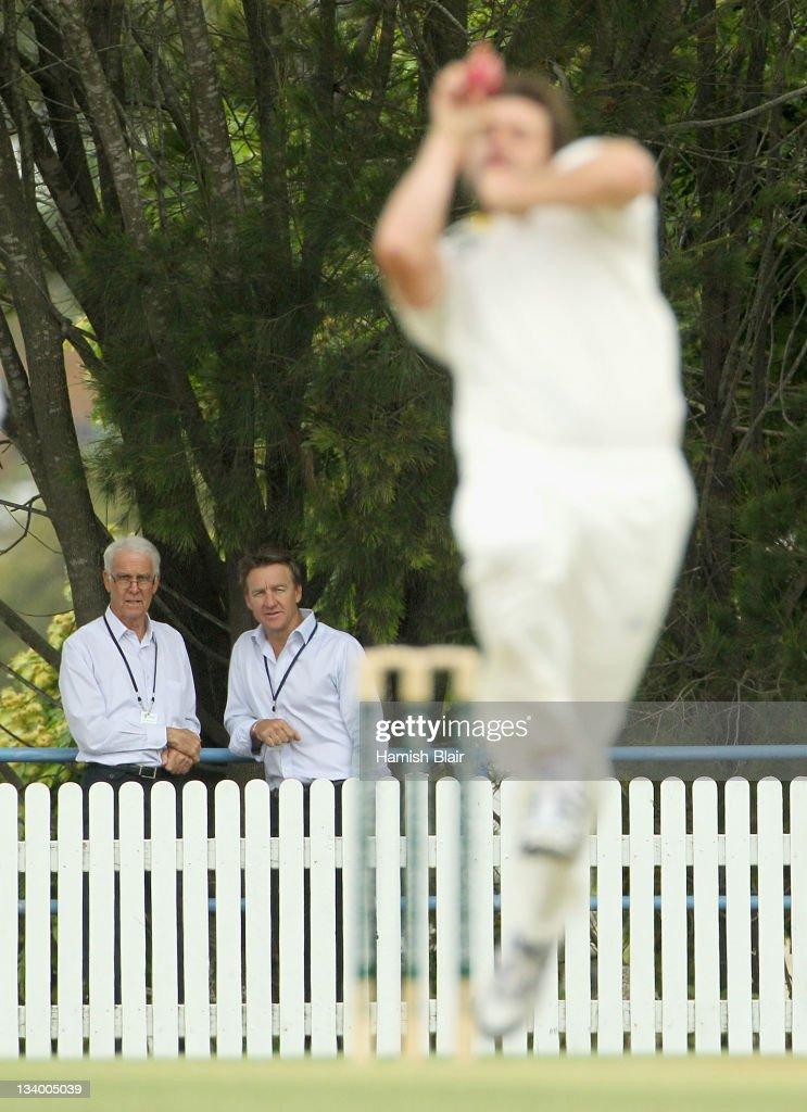 Australia A v New Zealand: Day 1