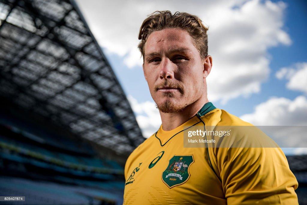 Australian Wallabies Captaincy Announcement : News Photo