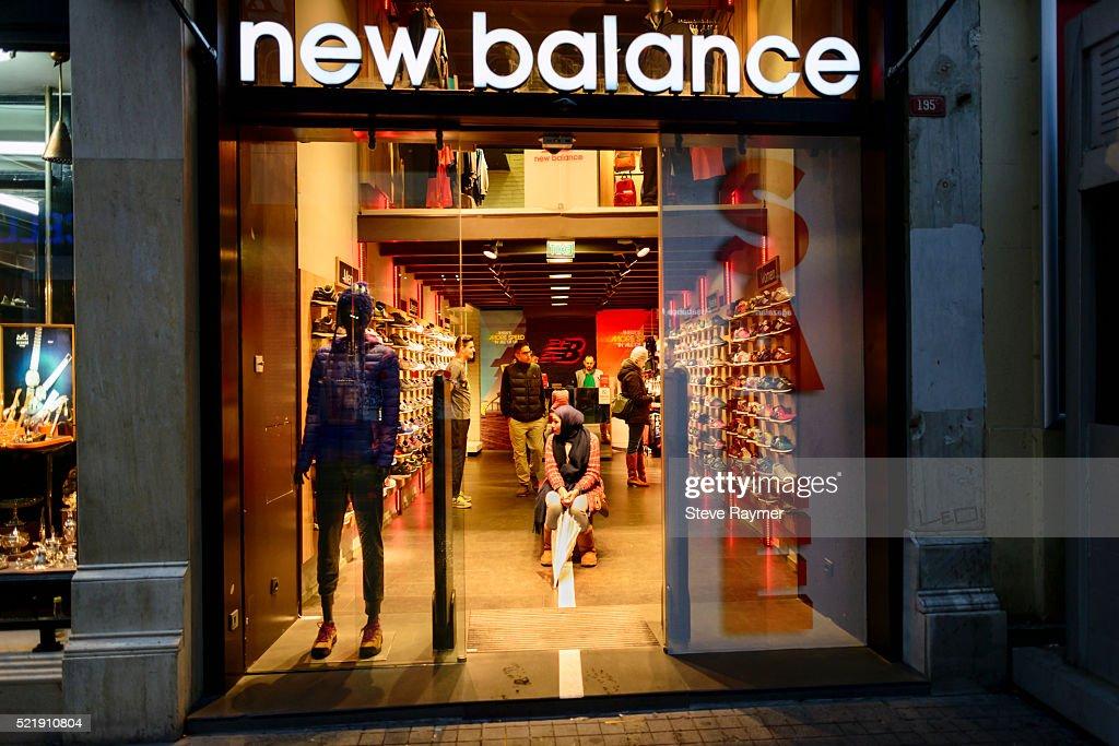 new balance istanbul